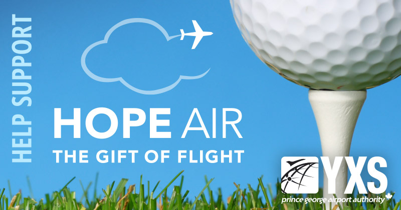 Help Support HOPE AIR graphic