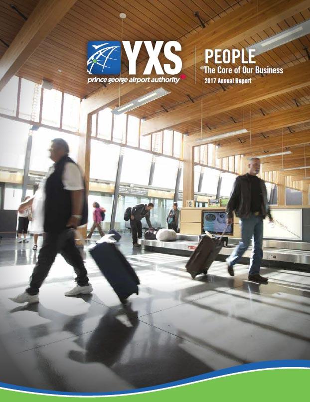 PGAA 2017 Annual Report cover