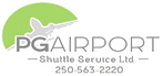 PG Airport Shuttle Service logo