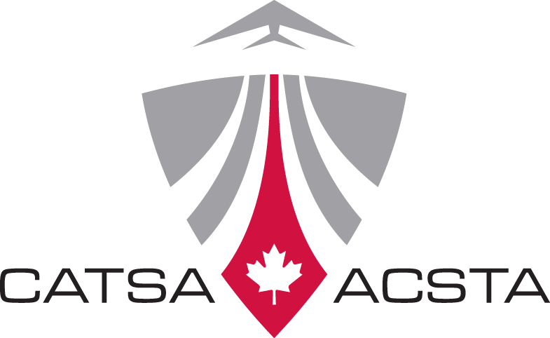 Canadian Air Transport Security Authority logo