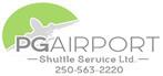 PG Airport Shuttle Service logo